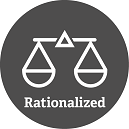 Rationalized Icon - small
